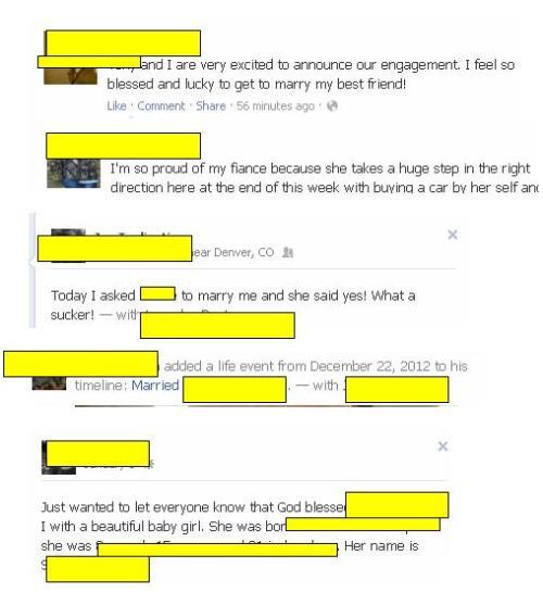 facebook Diabetiquette